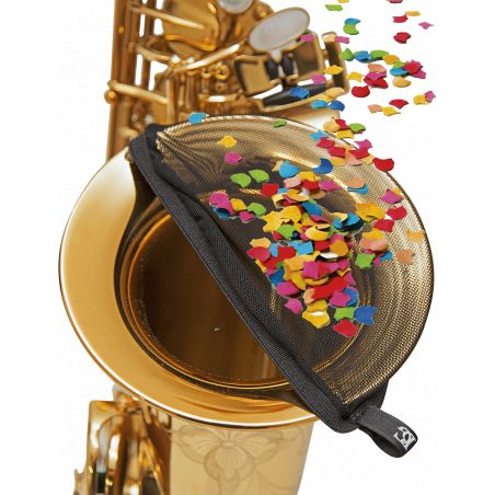Filtre anti-confettis de saxophone alto BG ACSA