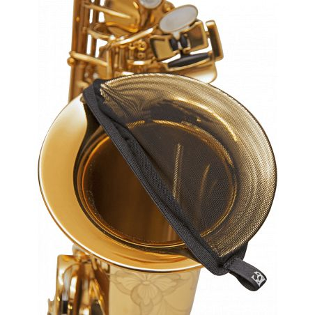 Filtre anti-confettis de saxophone baryton BG ACSB
