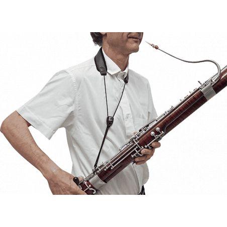 Cordon de basson en cuir BG B04