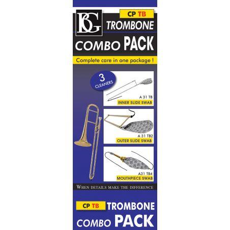 Pack d'entretien pour trombone BG CPTB