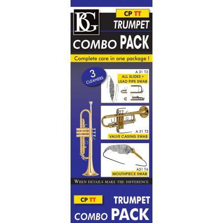 Pack d'entretien pour trompette BG CPTT