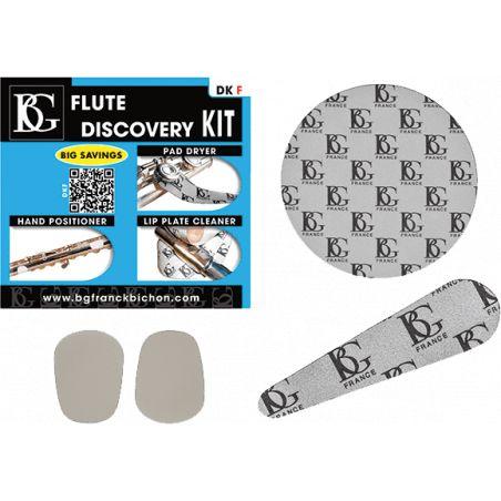 Kit de découverte pour flûte traversière BG DKF