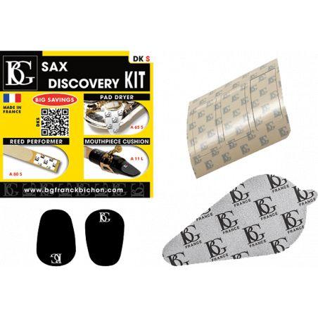 Kit de découverte pour saxophone BG DKS