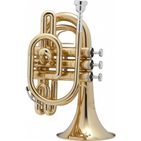 Trompette Si bémol de poche Jupiter JTR710