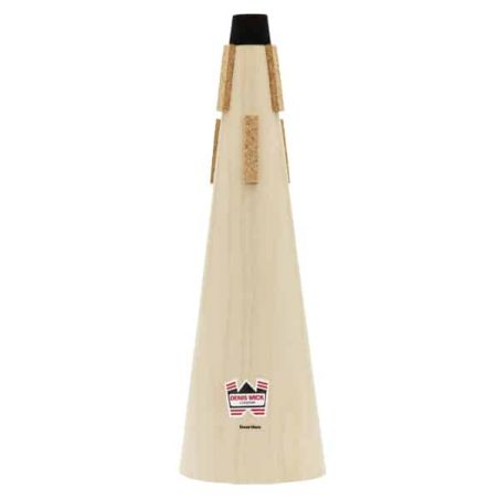 Sourdine sèche en bois de saxhorn alto Denis Wick 5558