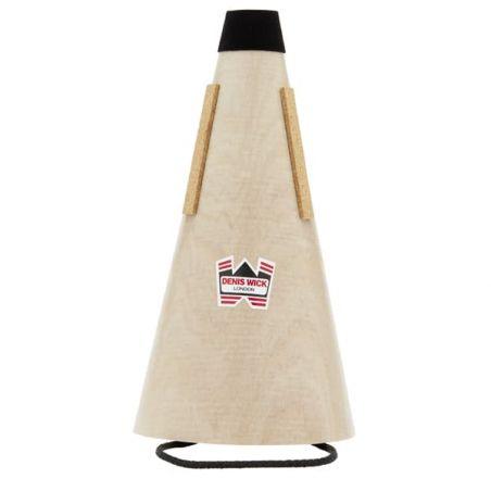 Sourdine sèche en bois de cor d'harmonie Denis Wick 5554