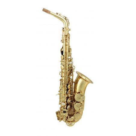 Saxophone alto Trevor James SR laiton verni