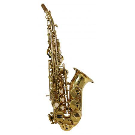 Saxophone soprano courbé Adagio CSSA-300L