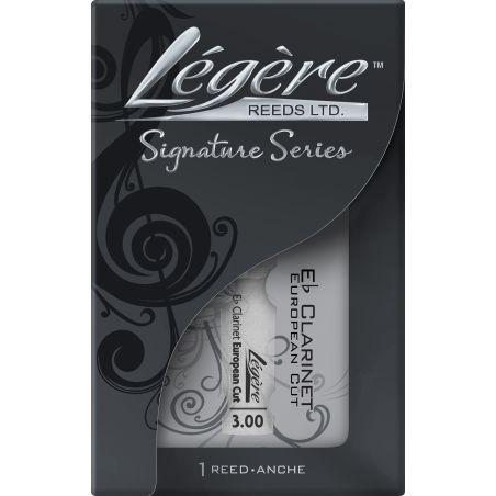 Anche de clarinette Mi bémol Légère Signature European Cut, Force 2.5